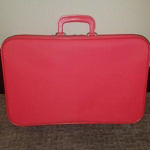 Sanrio Bags   Vintage Hello Kitty Suitcase Daisy Birds   Poshmark 245e143265